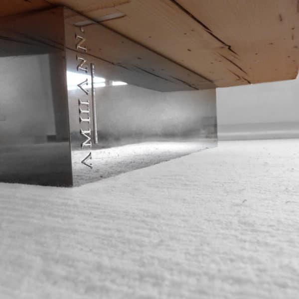 Salon Tisch unten